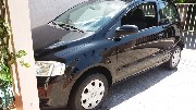 Vw fox preto 10 mi city 8v flex 2p manual 2007